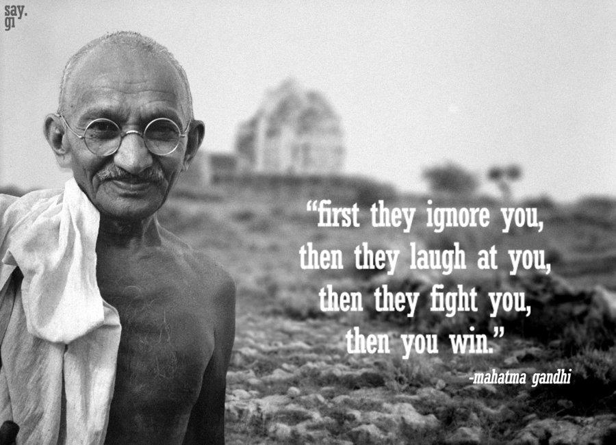Quotes By Gandhi About Love : Motivational quotes mahatma gandhi quotesgram